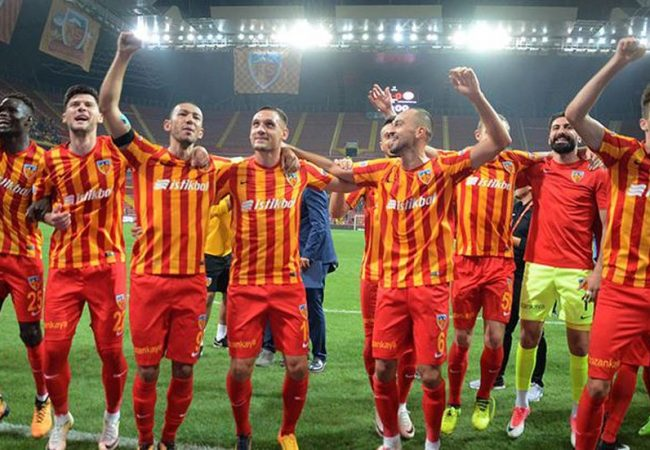 Kayserispor – Besiktas TIPS 10-12-2017