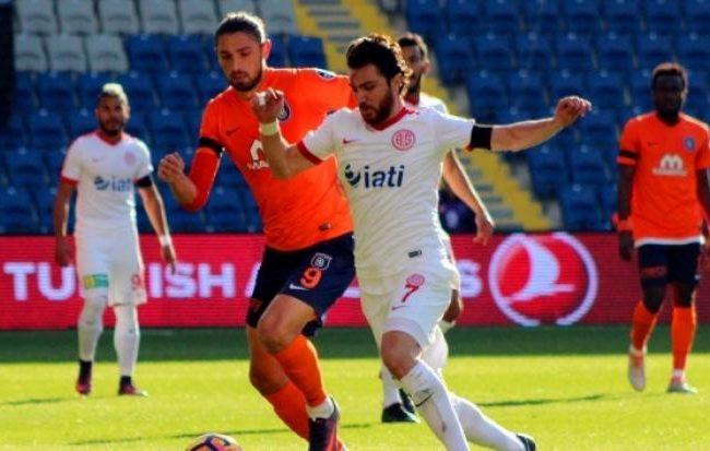 Basaksehir – Antalyaspor TIPS 17-12-2017