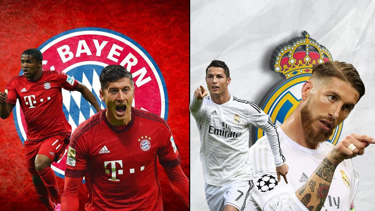 Bayern München Vs Real Madrid Betting Tips 25 04 2018