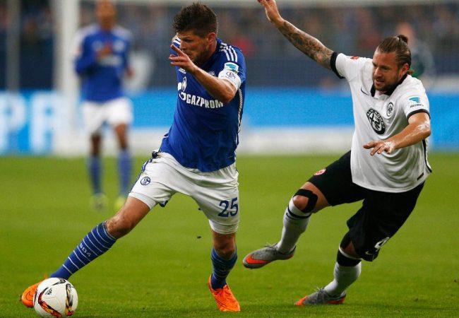 Schalke vs Frankfurt Betting Tips 18.04.2018