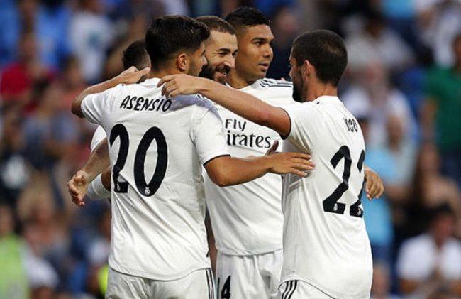 Real Madrid vs Atletico Madrid Free Betting Tips 15/08