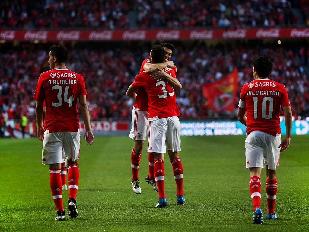 Guimaraes Benfica