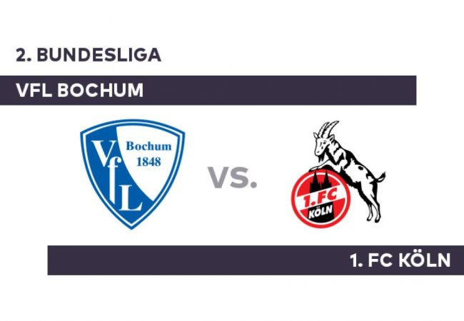 VfL Bochum vs FC Köln Betting Tips 04/08/201
