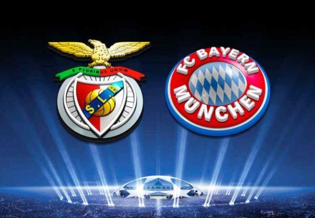 Benfica Lisboa vs Bayern Munchen Football Prediction Today 19/09