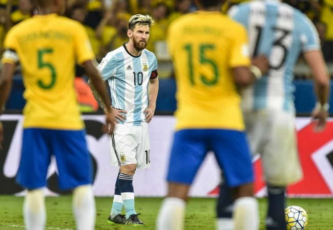 Brazil vs Argentina Free Betting Tips 16/10