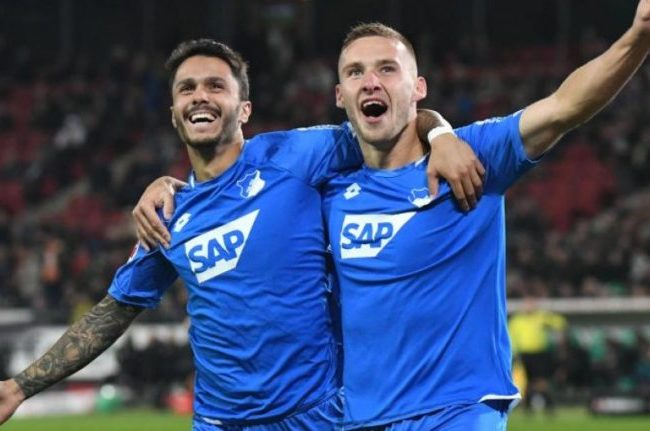 Hoffenheim vs Lyon Free Betting Tips 23/10