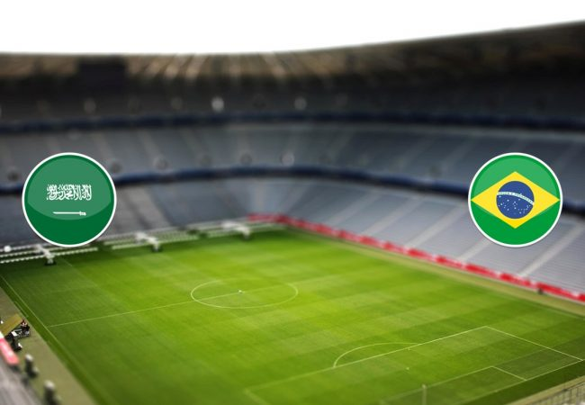 Saudi Arabia vs Brazil Football Prediction Today 12/10