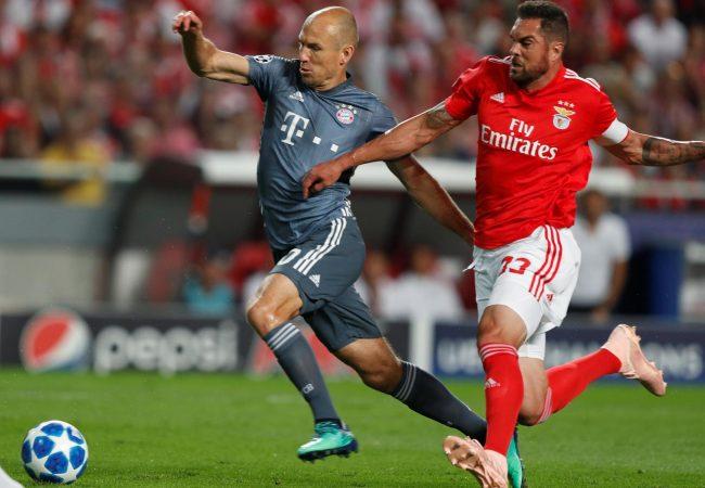 Bayern Munich vs Benfica Free Betting Tps 27/11