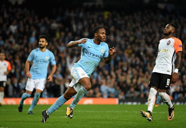 Manchester City vs Shakhtar Donetsk Free Betting Tips 07/11