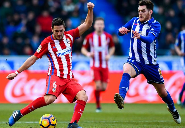 Atlético Madrid vs Alavés Free Betting Tips 08/12