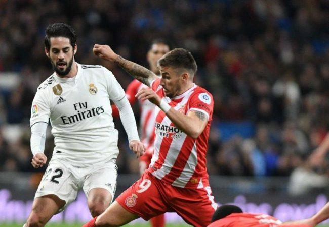 Girona vs Real Madrid Free Betting Tips 31.01.2019