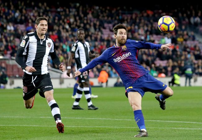 Levante vs Barcelona Free Betting Tips 10.01.2019