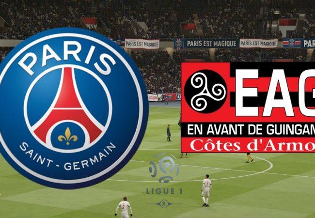 PSG vs Guingamp Free Betting Tips 09.01.2019