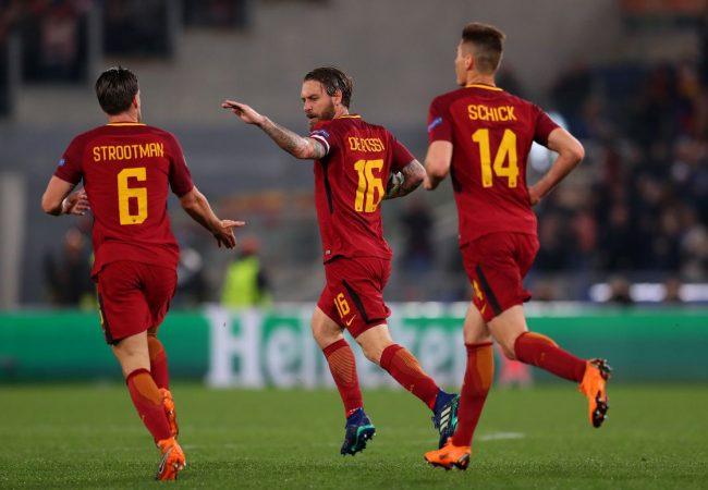 AS Roma vs Entella Free Betting Tips 14.01.2019