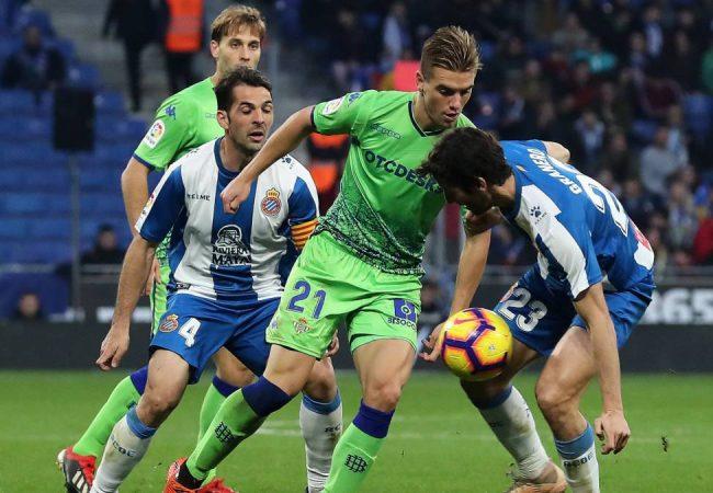 Espanyol vs Betis Free Betting Tips 24.01.2019