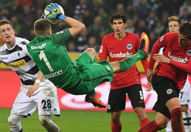 Eintracht Frankfurt vs Borussia Monchengladbach Free Betting Tips 17.02.2019