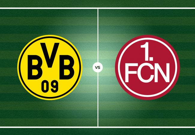 Nurnberg vs Borussia Dortmund Free Betting Tips 18.02.2019