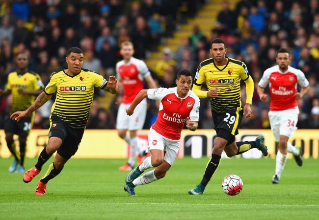 Watford vs Arsenal Free Betting Tips 15.04.2019