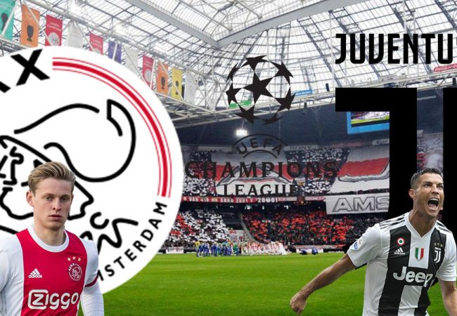 Ajax vs Juventus Free Betting Tips 10.04.2019