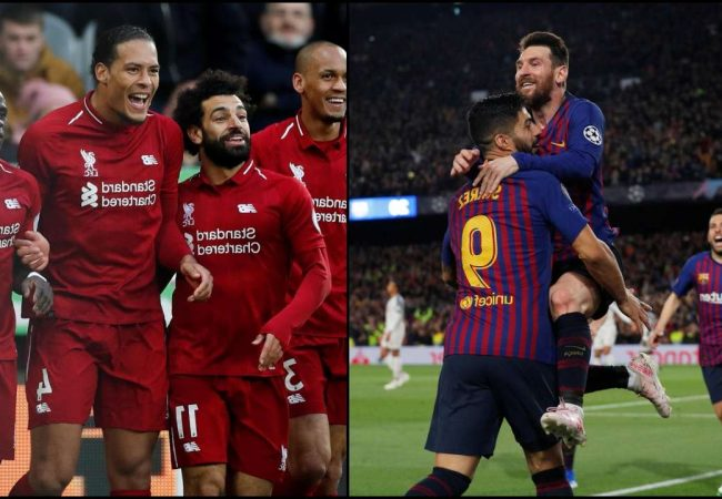 Liverpool vs FC Barcelona Free Betting Tips 07.05.2019