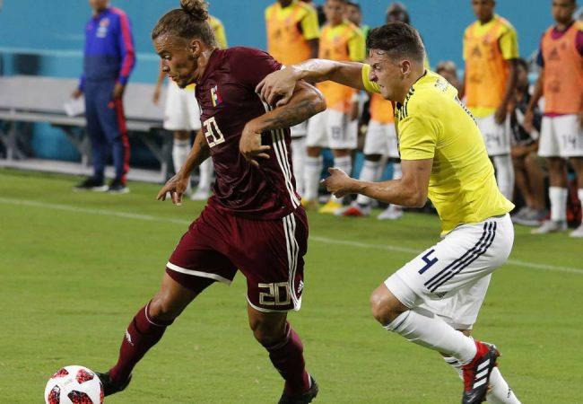 Colombia vs Venezuela Free Betting Tips 11.09.2019