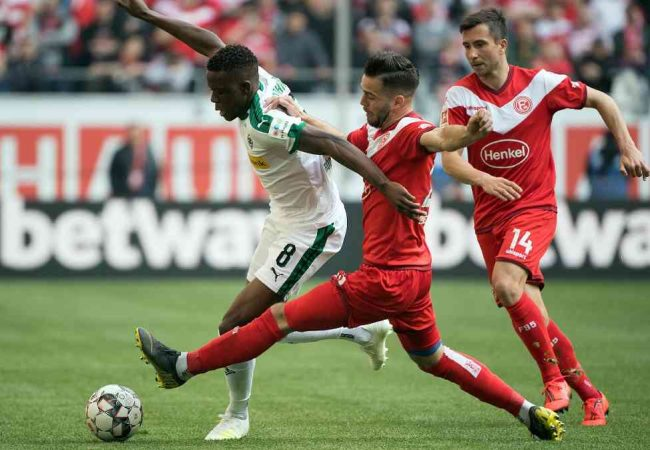 Mönchengladbach vs Düsseldorf Free Betting Tips 22.09.2019