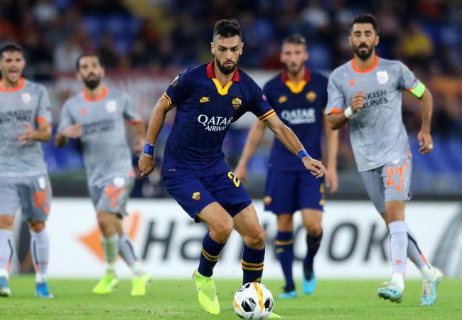 Wolfsberger vs AS Roma Europa League 03.10.2019