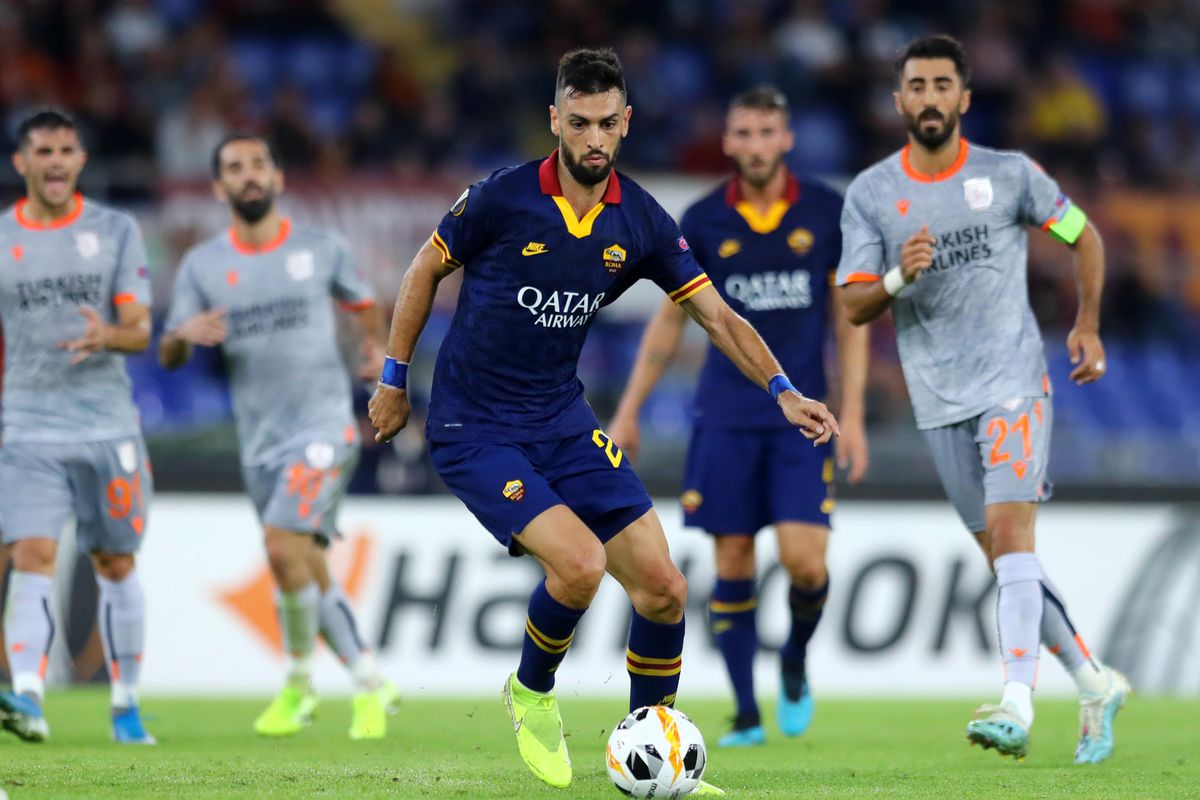 Wolfsberger vs AS Roma Europa League 03.10.2019 ...