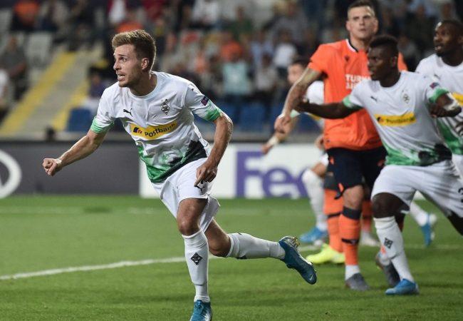 AS Roma vs Monchengladbach Europa League 24.10.2019