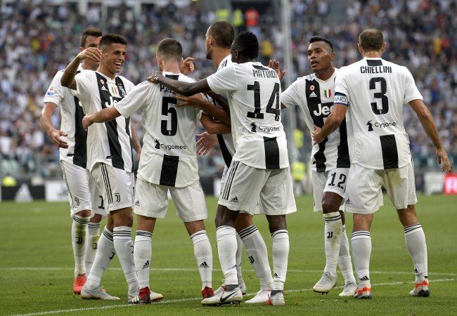 Juventus vs Leverkusen Free Betting Tips 01.10.2019