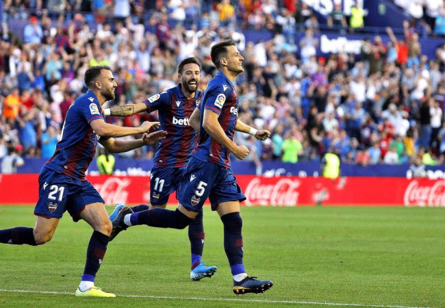 Levante vs Mallorca Free Betting Tips 22.11.2019