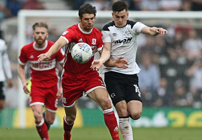 Middlesbrough vs Derby County Free Betting Tips