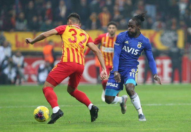 Fenerbahce vs Kayserispor Soccer Betting Tips